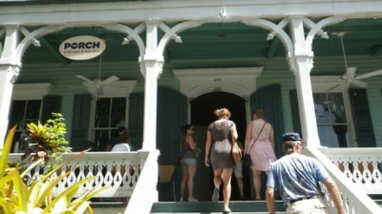 Back Porch Key West