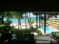 view from the pool villa - Picture of Andaman White Beach ...