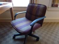 Rickety, cheap chair - Picture of Hyatt Regency Cleveland ...