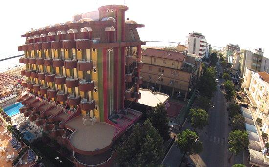 Hotel FLAMINGO Gatteo 3 stelle