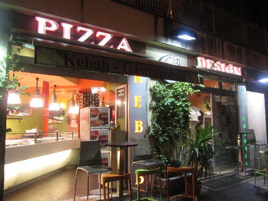 pizza design Roma  Ristorante Recensioni Numero di