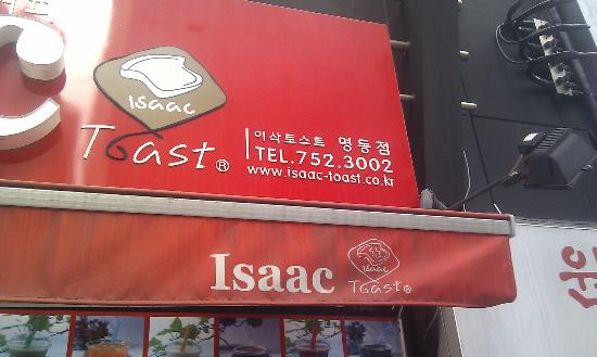 Photos of Isaac Toast Myeongdong Store, Seoul