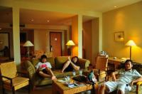 Chilling in the living room - Picture of Ascott Kuala ...