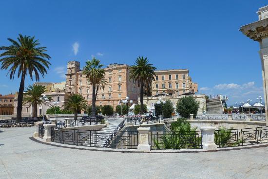 La terrazza  Picture of Bastione di Saint Remy Cagliari  TripAdvisor