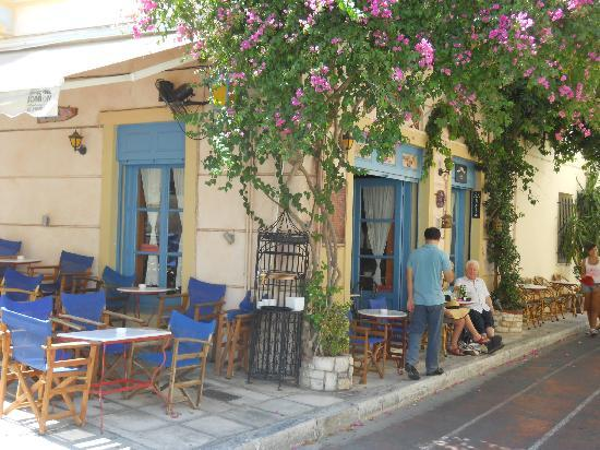 Melina Cafe Athens  Restaurant Reviews Phone Number  Photos  TripAdvisor