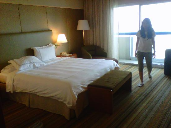 Uprgaded Room 44th Floor Picture Of Swissotel The