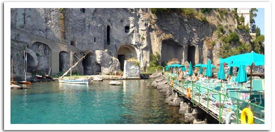 Stabilimento Balneare Bagni Salvatore Sorrento Italy on