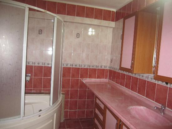 bagno rosa  Foto di Melrose House Hotel Pamukkale  TripAdvisor