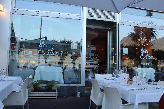 Menu  Picture of La Cucina di Alice Lugano  TripAdvisor