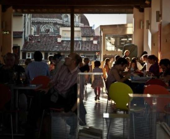 Caffetteria delle Oblate  La terrazza  Foto di