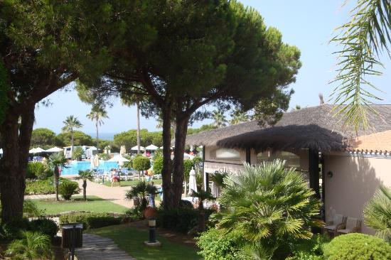 Garten Und Pool Photo De Valentin Sancti Petri Hotel Chiclana