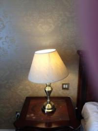 broken lamp - Picture of Citywest Hotel, Saggart - TripAdvisor