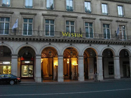 Image result for westin paris