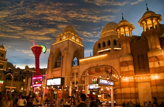 Family Restaurants Las Vegas