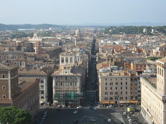 Sculptures  Picture of Roma dal Cielo Terrazza delle