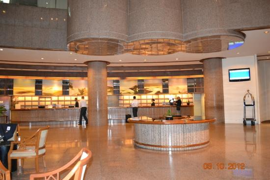 View from our room - Picture of Holiday Inn Singapore Atrium - Tripadvisor