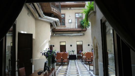 Innenhof  Bild Von Hotel Copernicus, Krakau  Tripadvisor