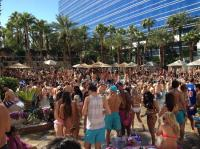 Rehab Pool Party (Sundays) - Picture of Hard Rock Hotel ...
