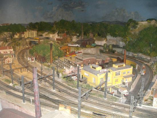 Musee Du Train Miniature Chatillon Sur Chalaronne Les