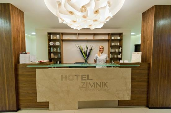 Recepcja Spa Picture Of Hotel Zimnik Luksus Natury Lipowa