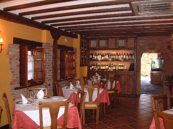 Restaurante Gran Duque Santillana Del Mar Restaurant