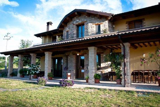 Agriturismo La Spiga D Oro Frontino Restaurant Reviews
