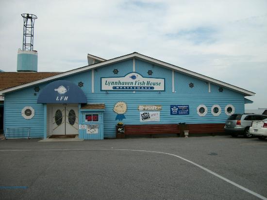 Lynnhaven Fish House Virginia Beach