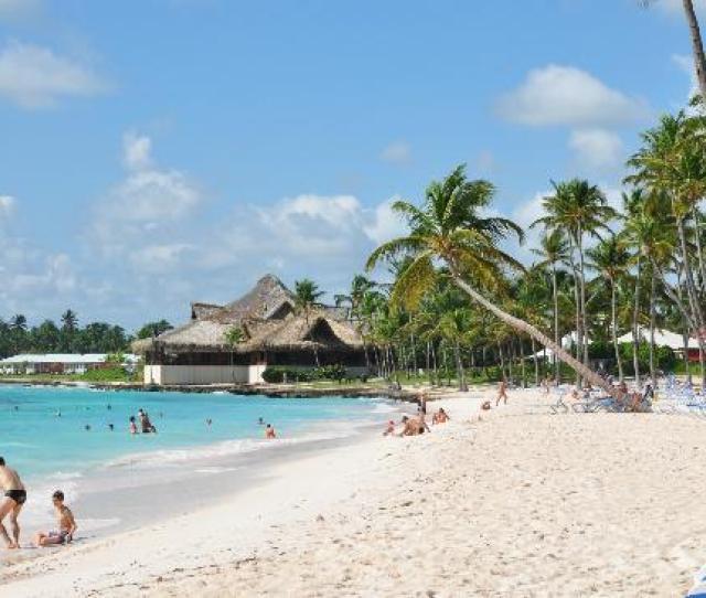 Club Med Punta Cana Plage Et Restaurant Hispaniola