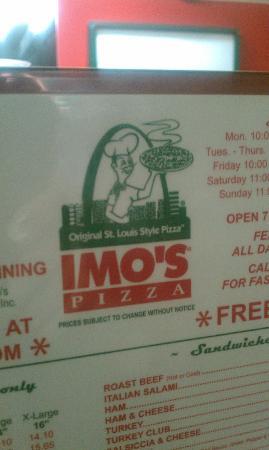 Imo's Pizza. Maplewood - 2600 S Big Bend Blvd - Restaurant Reviews. Phone Number & Photos - TripAdvisor