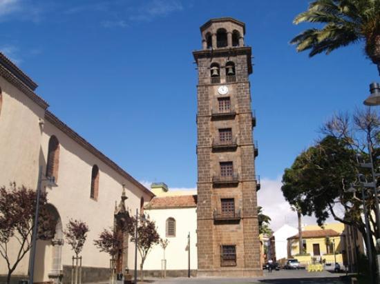 Visiting Tenerife