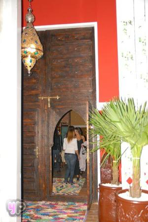 Ristorante Riad Marrakech in Milano con cucina Marocchina