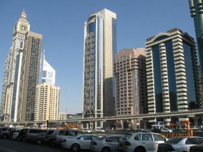 The neighbourhood of Towers Rotana - Picture of Towers ...