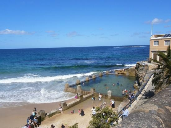 Coogee Beach  La piccola piscina  Picture of Coogee