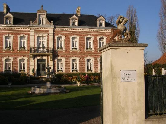 Castel Des Anges BampB Wailly Beaucamp Voir Les Tarifs