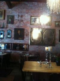 Antique Garage Restaurant Reviews, New York City, New York