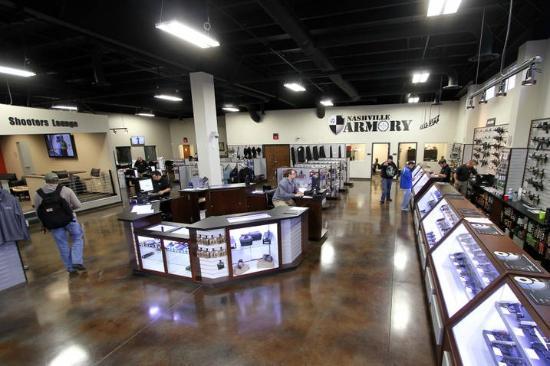 Nashville Armory TN Hours Address Sports Complex