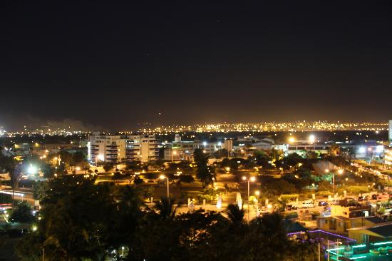 Kingston Jamaica City Night