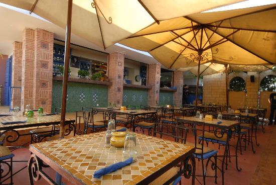 Restaurant Cafe La Sqala