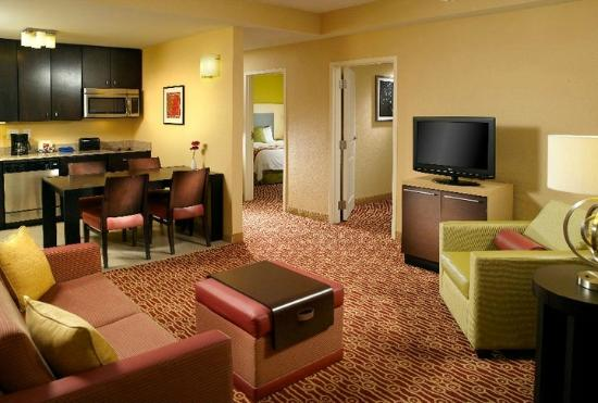 Two bedroom Suite  Picture of TownePlace Suites Charlotte