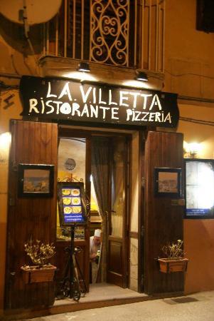 Ristorante Pizzeria la Villetta Tropea Picture of