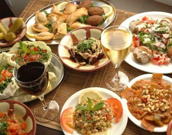 Ristorante Dawali in Milano con cucina Libanese  GastroRankingit