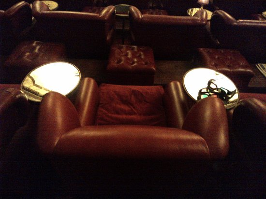 east london sofa cinema bernie and phyls sofas back seat picture of electric tripadvisor luxury armchairs