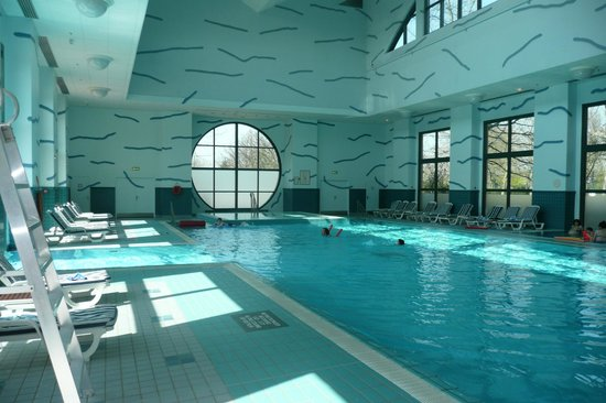 Piscine  Picture of Disneys Hotel New York Chessy  TripAdvisor