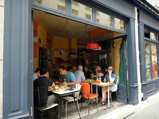 La caravane Paris  11e Arr  Popincourt  Restaurant Avis Numro de Tlphone  Photos