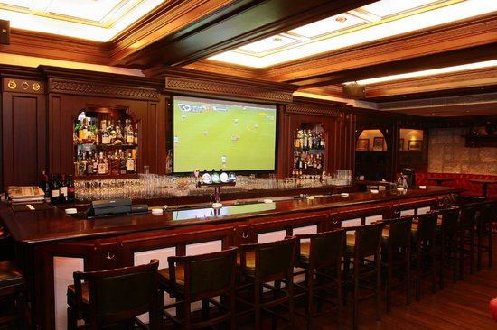 Sports Bar  Picture of Jimmys Kitchen Ashley Road Hong