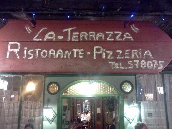 La Terrazza  Picture of Ristorante Pizzeria La Terrazza Livorno  TripAdvisor