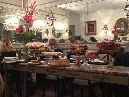 LAutre Salon De Th Bordeaux Restaurant Avis Numro
