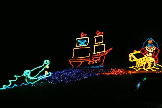 James Island Lights