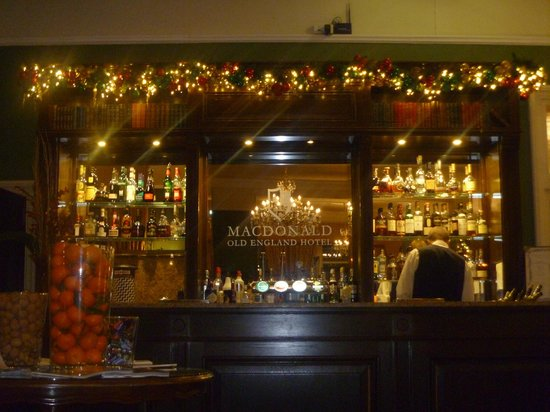 Christmas 2012 Picture Of Macdonald Old England Hotel