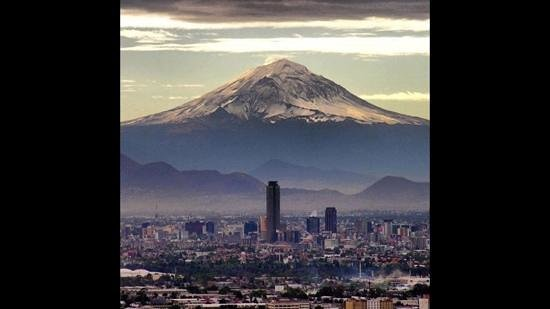Photos of Iztaccihuatl and Popocatepetl National Park, Central Mexico and Gulf Coast